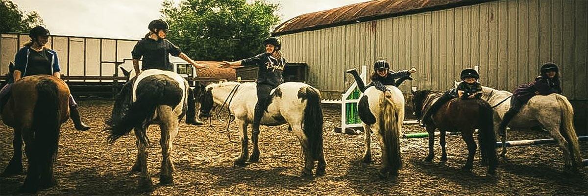 fir tree farm equestrian centre riders
