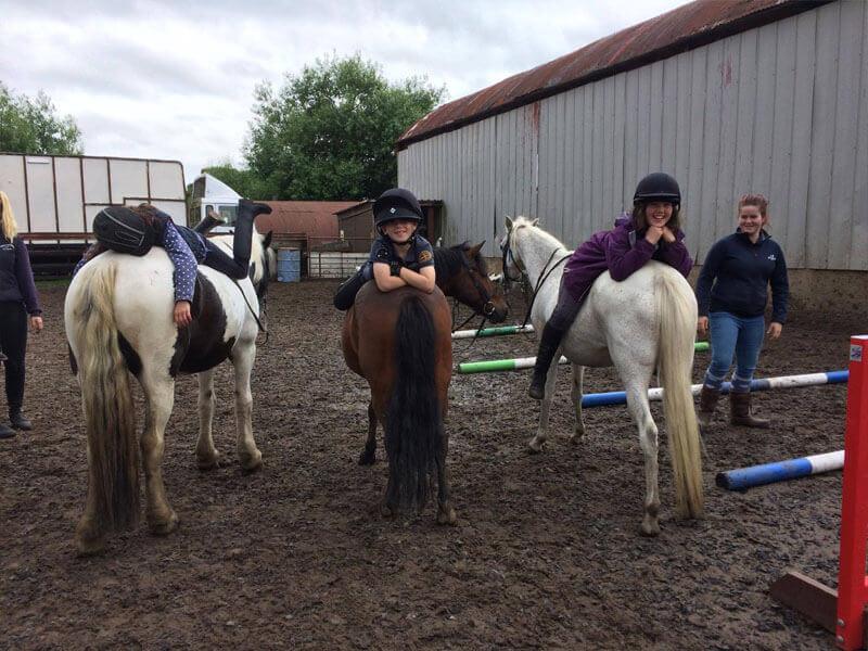 fun times horse riding